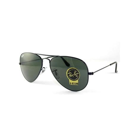 occhiali da sole Ray Ban 3025 col. 002/58 polarizzato cal 55