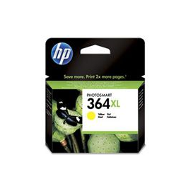 Cartuccia Hp 364 XL y yellow