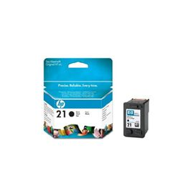 Cartuccia hp 21 xl bk