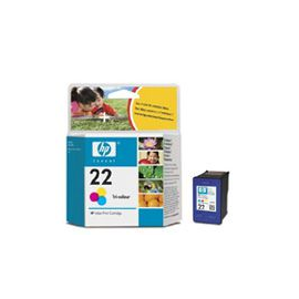 Cartuccia hp 22 xl COLOR CYM