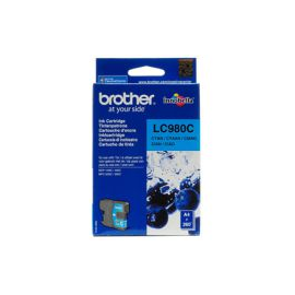 cartuccia Brother LC 980 C ciano compatibile