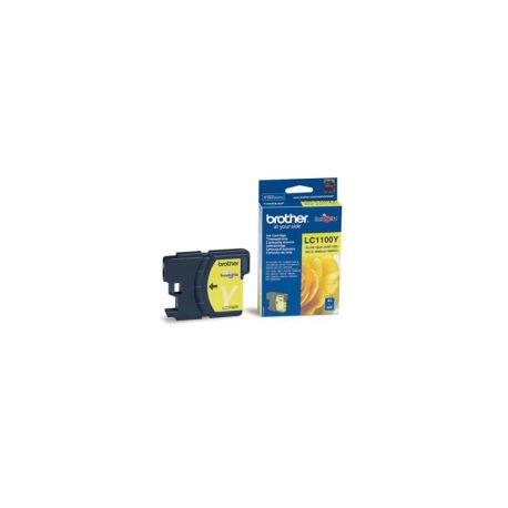 Cartuccia Brother LC 1100 Y giallo