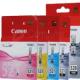 Cartucce Canon PLI 520 CLI 521 compatibili KIT 10