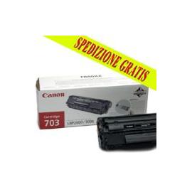 Toner canon 703 kit RISPARMIO