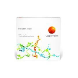 Lenti a contatto giornaliere Proclear 1day coopervision confezione da 90 lac