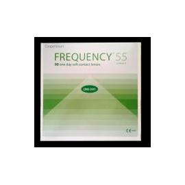 Lenti a contatto giornaliere Frequency 55 one day coopervision confezione da 90 lac