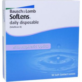 Lenti a contatto bausch-lomb-soflens-daily-disposable-90- pescara