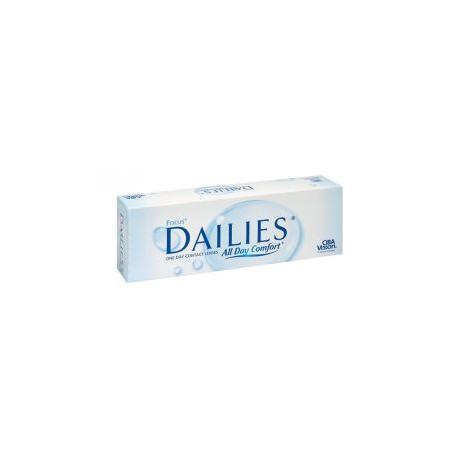 focus dailies all day comfort confezione da 30 lenti