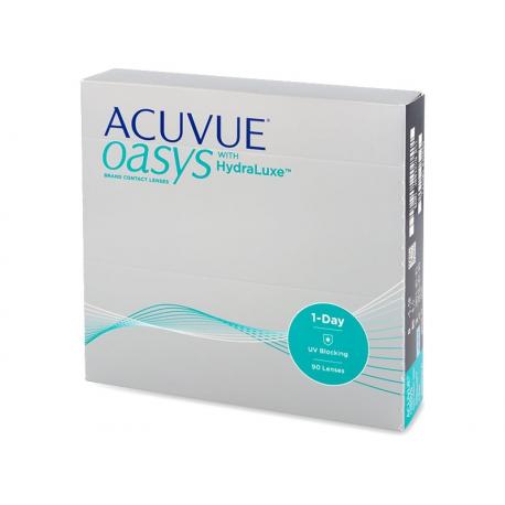 Acuvue Oasys with HydraLuxe confezione 90 lenti