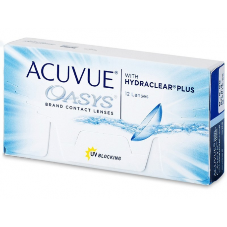Acuvue Oasys whit Hydraclear Plus confezione 6 lenti