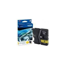 Cartuccia Brother LC 985 Y giallo compatibile
