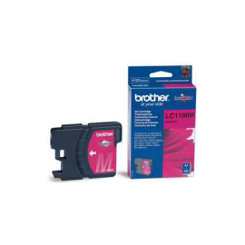 Cartuccia Brother LC 1100 M magenta compatibile