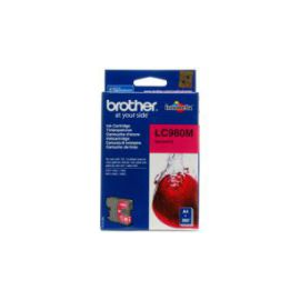 Cartuccia Brother LC 980 M magenta compatibile