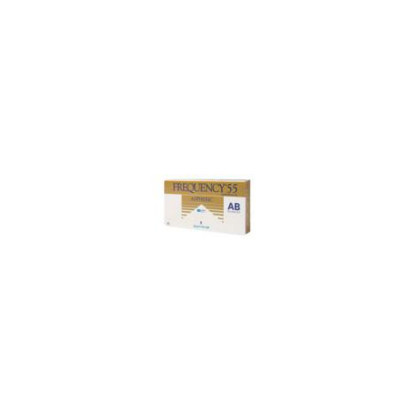 Lenti a contatto mensili frequency 55 aspheric coopervision confezione da 3lac