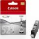 Cartuccia CANON CLI 521 Bk nero compatibile